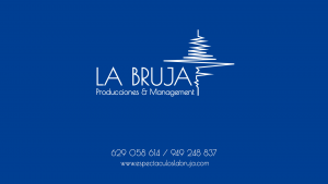 portada general video bruja producciones y management